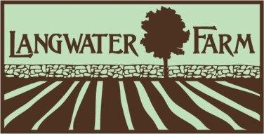 Langwater Farm Logo